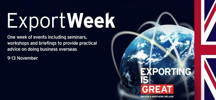 UKTI export week Nov15
